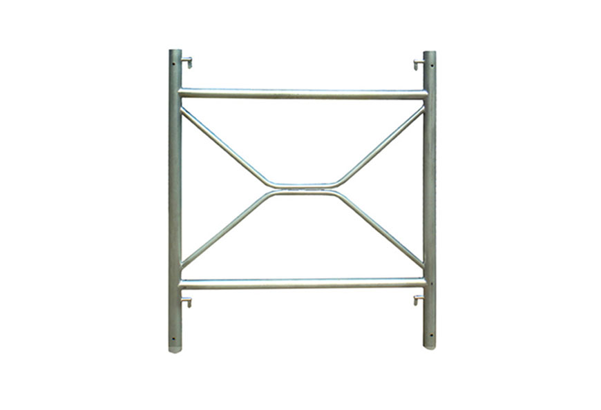 V-SHORE FRAME,five different heights, 914mm, 1219mm, 1524mm, 1829mm and 2130mm